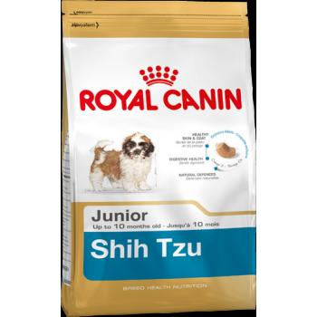 Royal Canin / Роял Канин Ши-тцу Юниор 0,5 кг