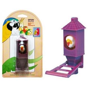 Penn-Plax / Пен-Плакс Игрушка для птиц Птичка в домике (1х12) ВА505