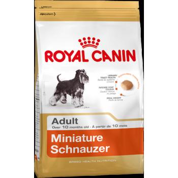 Royal Canin / Роял Канин Миниатюрный Шнауцер, 3 кг