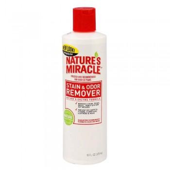 8in1 уничтожитель пятен и запахов NM S&O Remover универсальный 473 мл