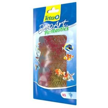 Tetra / Тетра Plantastics искусственное растение Перистолистник красный XXS