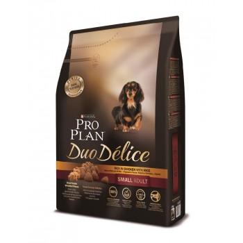 """Pro Plan / Про План """"Duo Delice"""" сухой для собак мелких и карликовых пород Курица с Рисом 2,5 кг"""