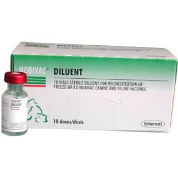 Нобивак (Intervet) DILUENT для растворения сухих вакцин Нобивак 1 доза