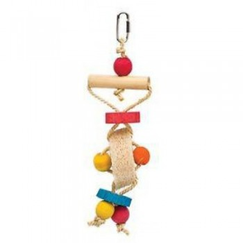 Penn-Plax / Пен-Плакс Игрушка для птиц Бамбук с шариками 27,5см BA701