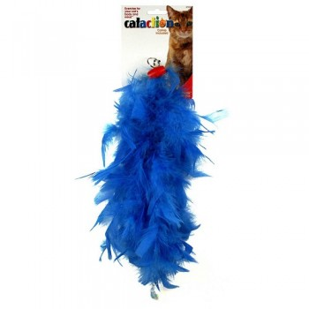 JW Игрушка д/кошек - Боа с кошачьей мятой Featherlite Catnip Boas (71034)