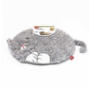 """GiGwi 75118 Лежанка """"Кошка"""" 55x40x6,4 см"""
