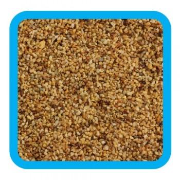 Jebo / Джебо 20203B Грунт натуральный светло-коричневый меланж, 2-4мм