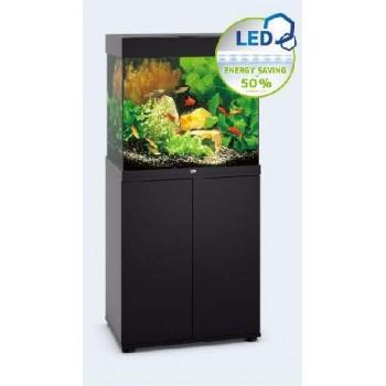 Juwel / Ювель LIDO 120 LED аквариум 120л черный (Black) 61х41х58см 2х12W Фильтр Bioflow M, Нагр100W