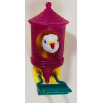 Hagen / Хаген игрушка для птиц с шариками, издающими стук