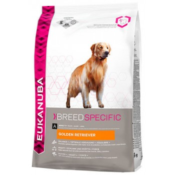 EUKANUBA / Еукануба Dog DNA корм для Голден ретривер 12 кг