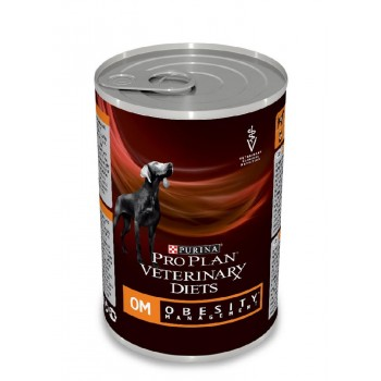 Purina / Пурина PVD консервы для собак при Ожирении (OM) 400 гр
