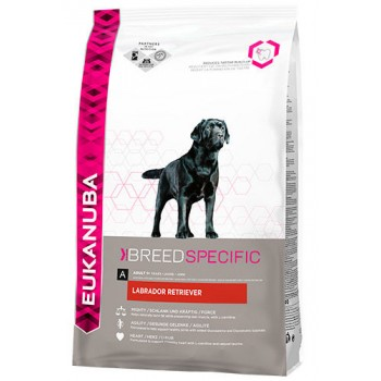 EUKANUBA / Еукануба Dog DNA корм для лабрадоров 12 кг