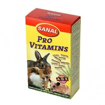 Sanal/Санал д/грызунов дропсы Про-Витамин 45гр (7100)