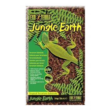 Hagen / Хаген грунт для террариума Jungle Earth 26,4 л
