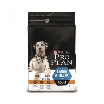 """Pro Plan / Про План """"Adult Large Athletic"""" сухой для взрослых собак крупных пород Ягненок 3 кг"""