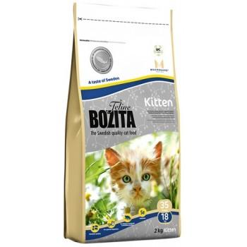 Bozita / Бозита Funktion Kitten сух.корм д/котят и Беременных кошек 2кг