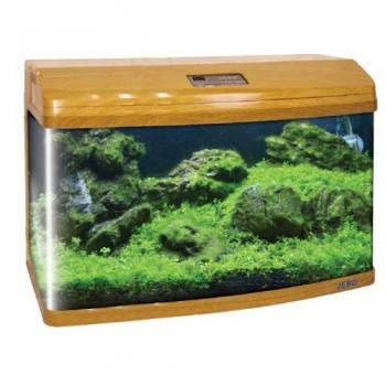 Jebo / Джебо 3100R аквариум черный 208л, фильтр, 3*30w