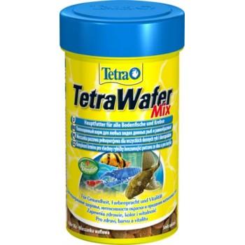 TetraWaferMix / Тетра корм-чипсы для всех донных рыб 100 мл