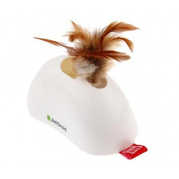 GIGWI 75311 электронная игрушка для кошек PET DROID, ФЕЗЕР ХАЙДЕР
