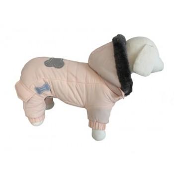 "Ferribiella / Феррибиэлла Теплая куртка ""Полярник"" (светло-бежевый) на длину 33 см"
