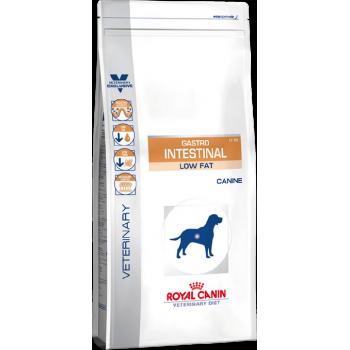 Royal Canin / Роял Канин Гастро-Интестестинал Лоу Фэт ЛФ 22 (канин), 12 кг