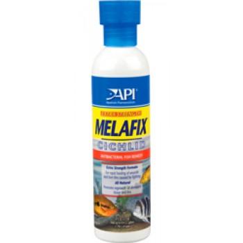 API / АПИ Мелафикс - для аквариумных рыб (цихлид) Melafix Cichlid, 237ml