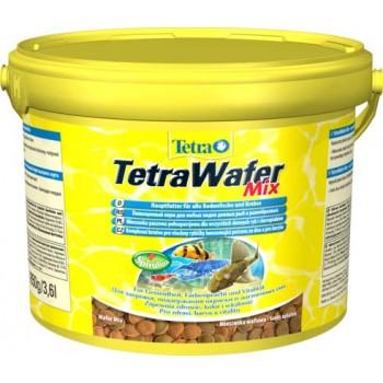 TetraWaferMix / Тетра корм-чипсы для всех донных рыб 3,6 л