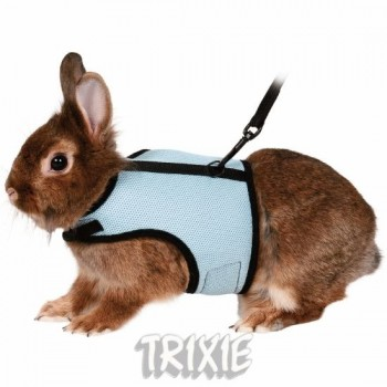 Trixie / Трикси Шлейка-жилетка для кролика 61513