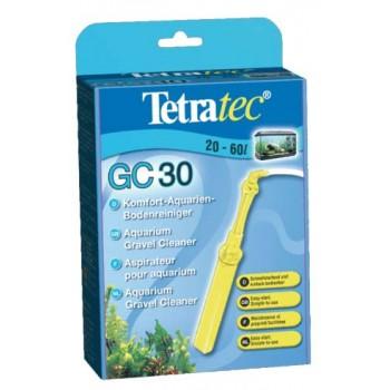Tetra / Тетра GC 30 грунтоочиститель (сифон) малый для аквариумов от 20-60 л