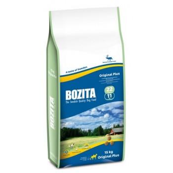 Bozita / Бозита Original Plus 22/11 сух.корм д/активных собак с мясом Оленя 15кг