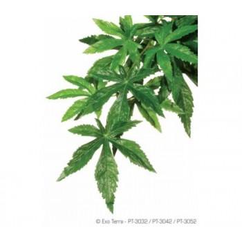 Hagen / Хаген Тропическое растение Jungle Plants пластиковое, Абутилон, малое,40х25см