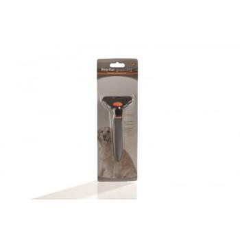 Beeztees / Бизтис 661276 Profur Фурминатор Mini со сменным ножом 7*15см