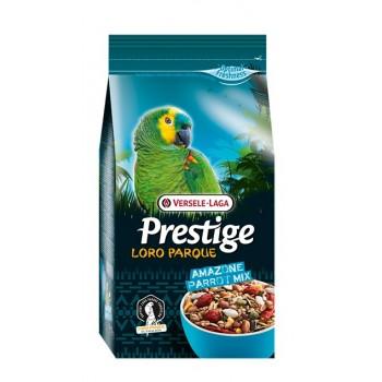 Versele-Laga корм для крупных попугаев Prestige Premium Amazone Parrot Loro Parque Mix 1 кг