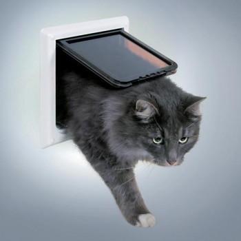 Trixie / Трикси Дверца для кошки FreeCat de Luxe, 17,7х18,7 см 3867