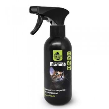 """Gamma / Гамма Защита от погрызов и царапания для кошек """"Хорошие манеры"""", 250мл"""