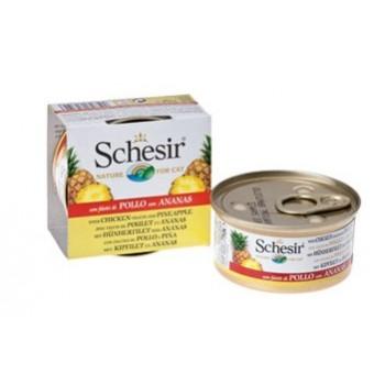 Schesir / Шезир кон.д/кошек Цыпленок/ананас 75гр