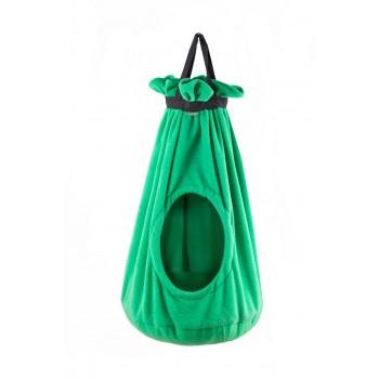TitBit / ТитБит Домик подвесной зеленый h 70 см