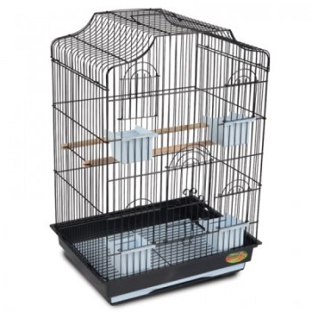 Triol / Триол Клетка 6007 для птиц, эмаль, 470*360*680мм