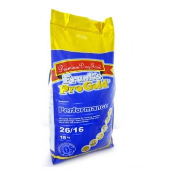 Frank's ProGold / Франкс ПроГолд для энергичных собак: Достойная победа (Performance 26/16) 15 кг
