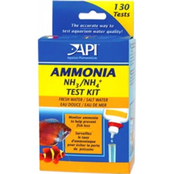 API / АПИ Аммония Тест Кит - набор для измерения уровня аммиака в пресной и морской воде Ammonia Test Kit