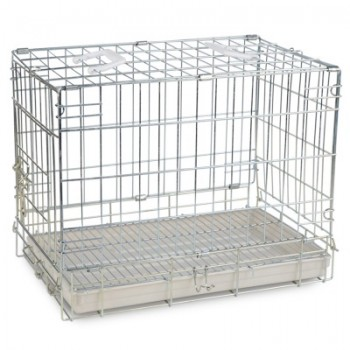 Triol / Триол Клетка 001Z для животных, цинк, 510*330*400мм