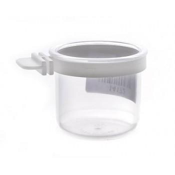 Benelux / Бенелюкс Пластиковая кормушка для яичного корма круглом держателе большая 4,5 4,6 см 14172