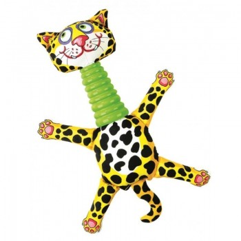 Kitty City Игрушка «Лео- резиновая шея» FATCAT (Mini rubber neckers 630038)