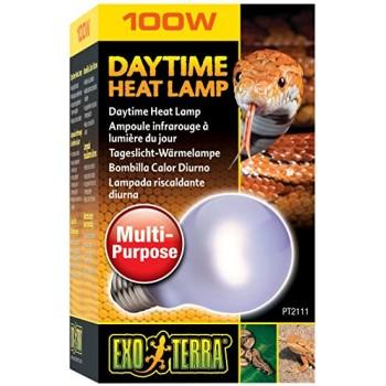Exo Terra / Экзо Терра Лампа неодимовая дневного света Daytime Heat lamp 100 Вт. PT2111