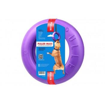 PULLER / ПУЛЛЕР 6492 Maxi Тренировочный снаряд для животных, диаметр 30см, фиолетовый