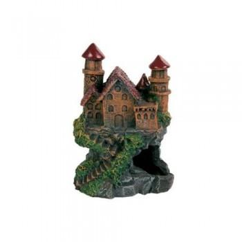 """Trixie / Трикси Грот """"Замок с башнями"""", пластик 14см 8960"""