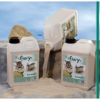 Fiory / Фиори песок для шиншилл Sandy 1,3 кг (2 л)