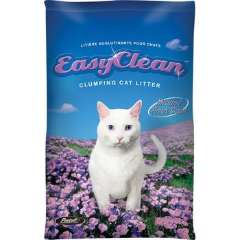 Easy Clean Комкующийся Наполнитель с ароматом луговых трав (Fresh Meadow) 4 кг.