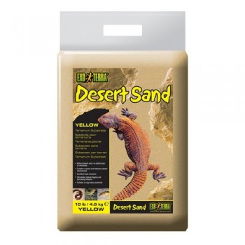Hagen / Хаген Грунт для террариумов песок EXO TERRA (желтый)