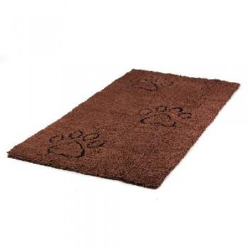 Dog Gone Smart / Дог Гон Смарт коврик универсальный cупервпитывающи Doormat RUNNER, 76*152см, коричневый